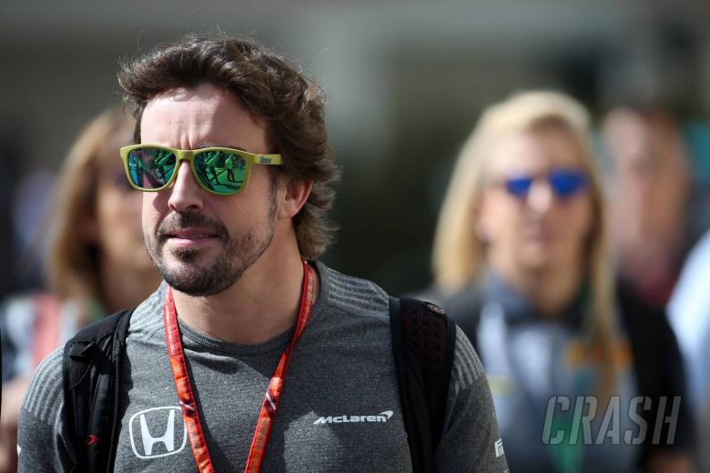 "F1: Alonso relishes ""going out of comfort zone"" at Daytona"
