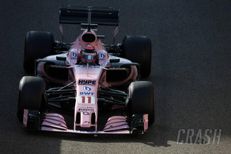 F1: Force India opts not to test new Pirelli HyperSoft on final day