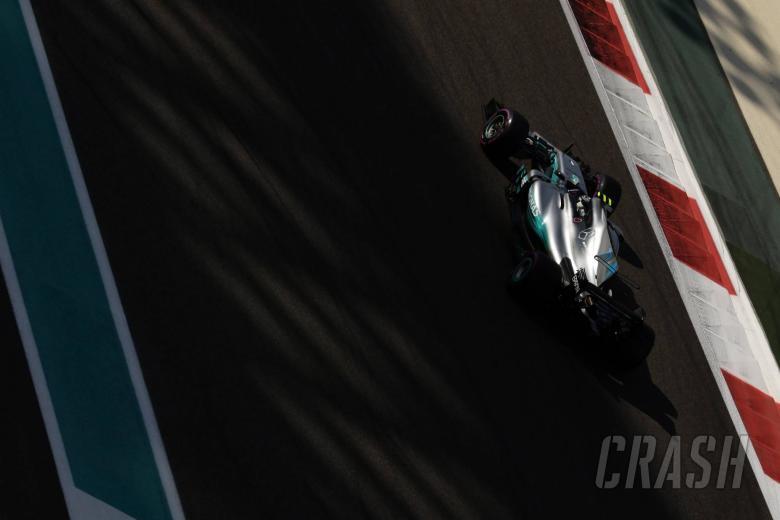F1: Abu Dhabi Grand Prix - Qualifying results