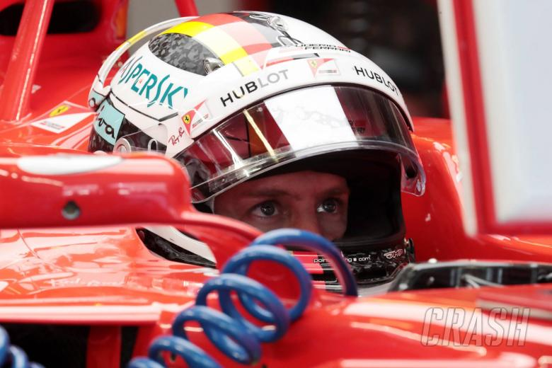 Ferrari's new F1 car looks a big step up - Vettel