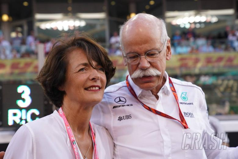 F1: F1 more relevant than ever to Mercedes – Zetsche
