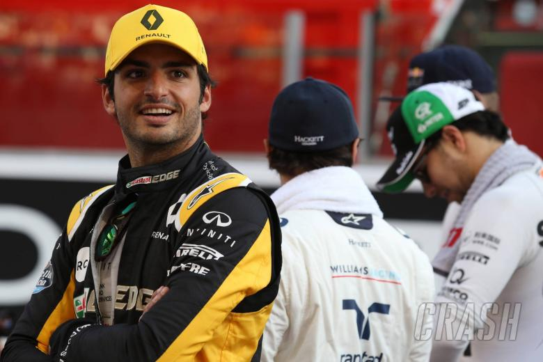 F1: EXCLUSIVE: Carlos Sainz on how his Dad and Alonso inspired his rise
