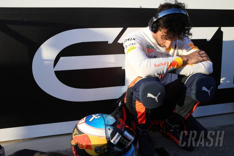 Ricciardo: Performance more important than money on next F1 deal