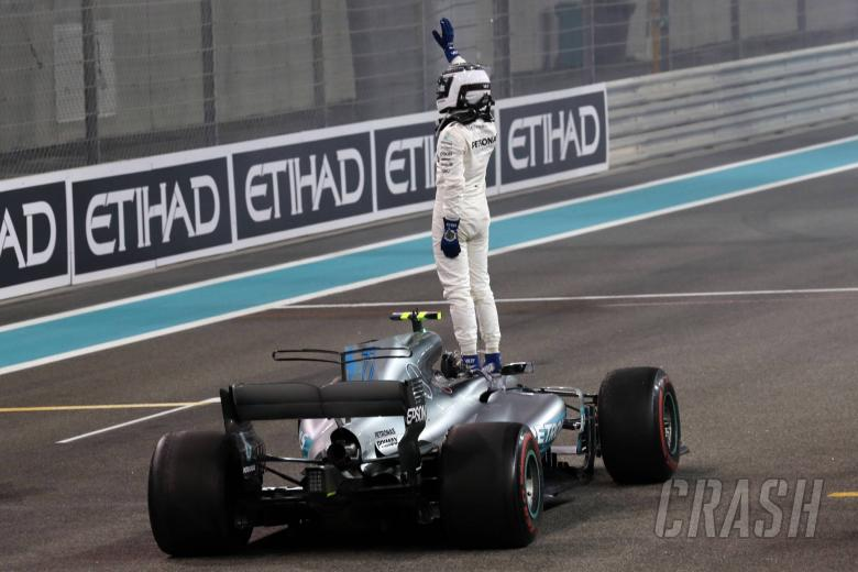 F1: Bottas: Every race I've learnt something at Mercedes