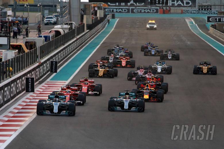 Gossip: F1 race start times set to change?