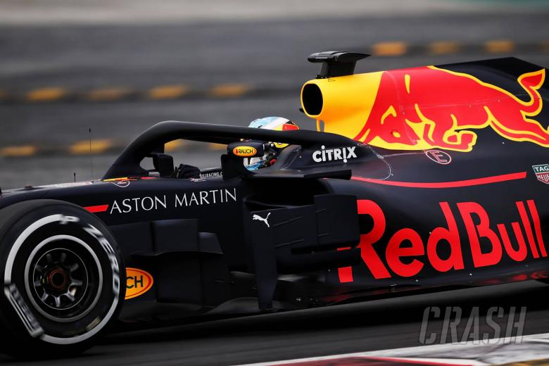 F1: Barcelona F1 test times - Monday 3pm