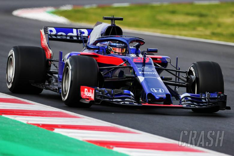 F1 Hartley: Honda can surprise in F1 2018