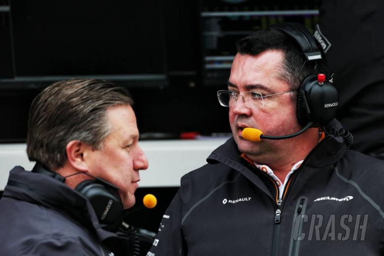 F1: Coulthard sympathises with McLaren F1 'scapegoat' Boullier