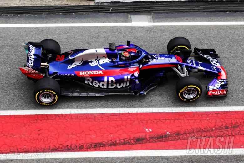 F1: Key: Possible Red Bull-Honda deal good for Toro Rosso