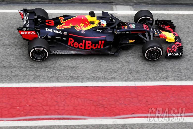 F1: Barcelona F1 test times - Monday 4pm