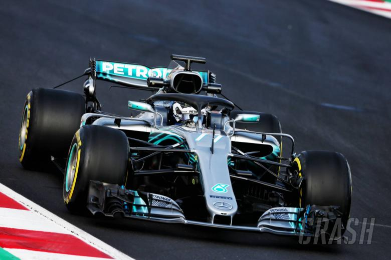 Hamilton: Hard to assess 2018 Mercedes F1 auto