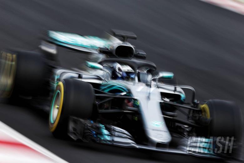 F1: Barcelona F1 test times - Thursday 1pm