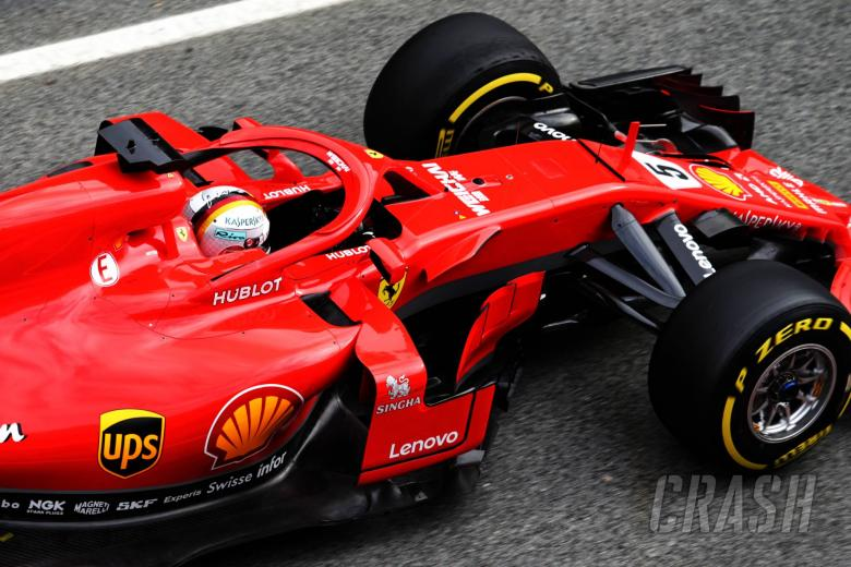 New formula 1 cars pictures