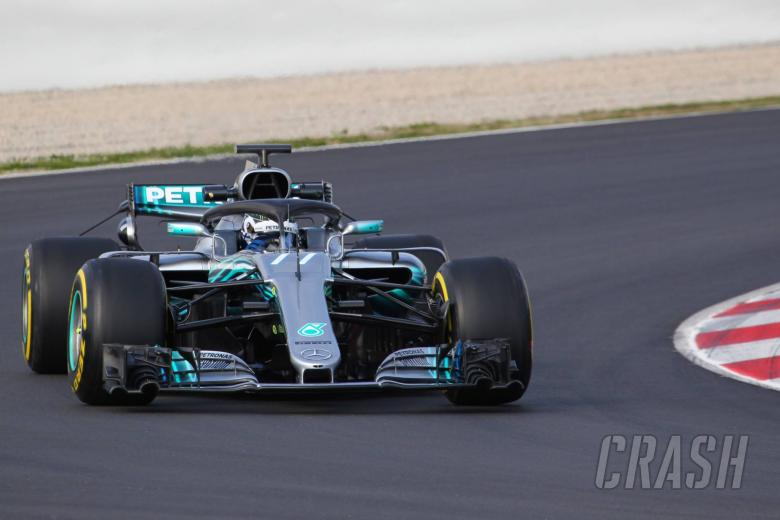 F1: Bottas hopeful Mercedes has overcome testing tyre issues