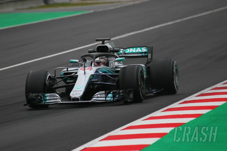 """F1: Hamilton wants to beat Vettel at his best """"so it's more painful"""""""