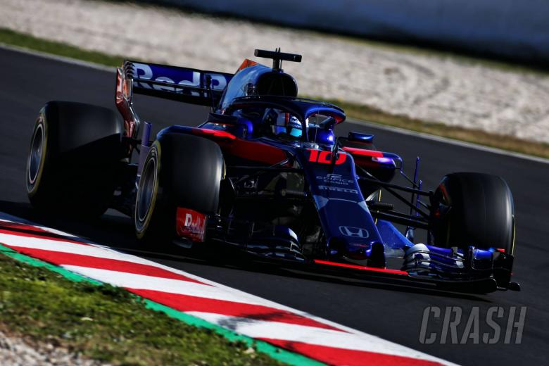 Zak Brown: Honda 'doing a good job' with Toro Rosso F1