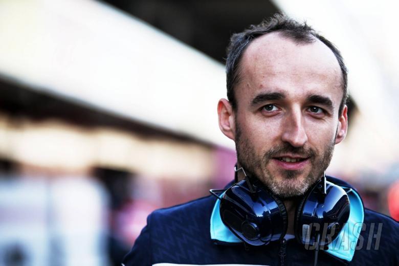 F1: Kubica still weighing up Manor WEC offer