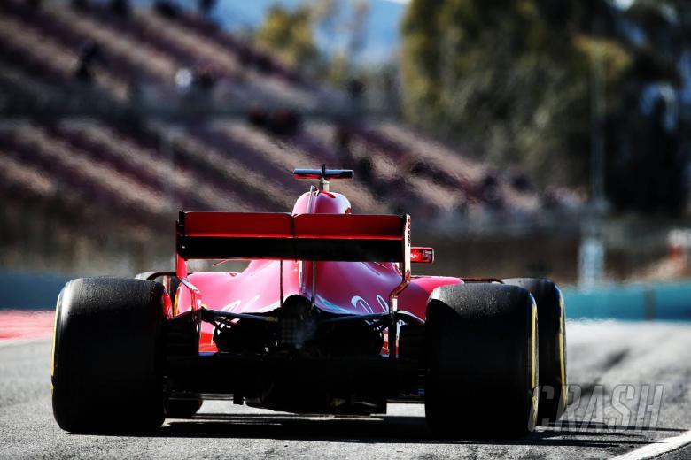 F1: Barcelona F1 Test 2 Times - Tuesday 4pm