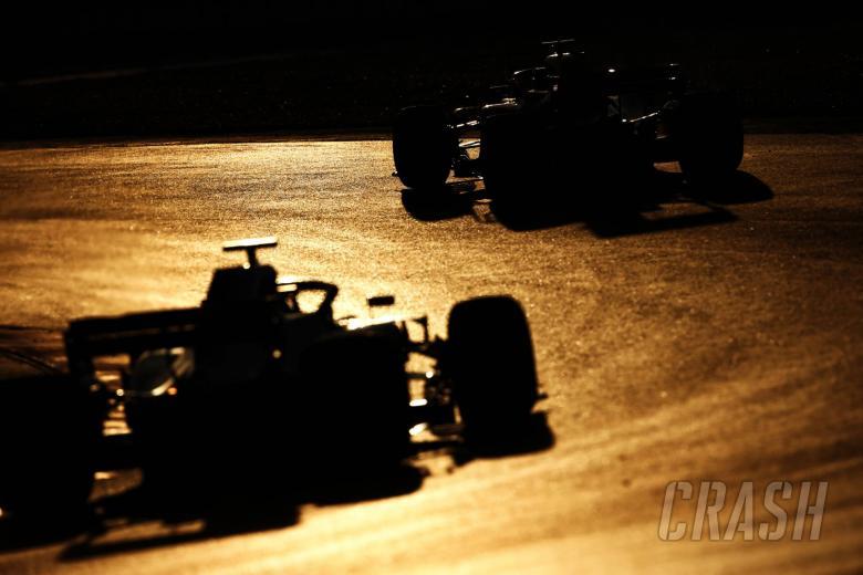 F1 pre-season testing 2018: Combined Results