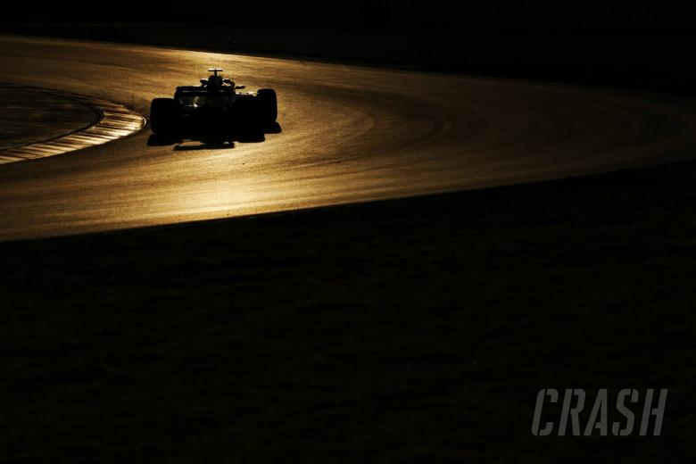 F1: Barcelona F1 Test 2 Times - Wednesday 10am