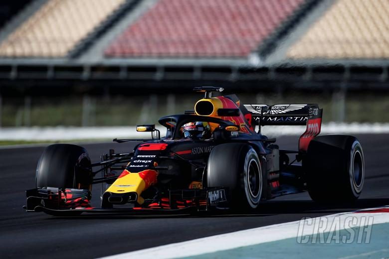 f1 ricciardo sure red bull much closer to mercedes in f1 2018 news. Black Bedroom Furniture Sets. Home Design Ideas