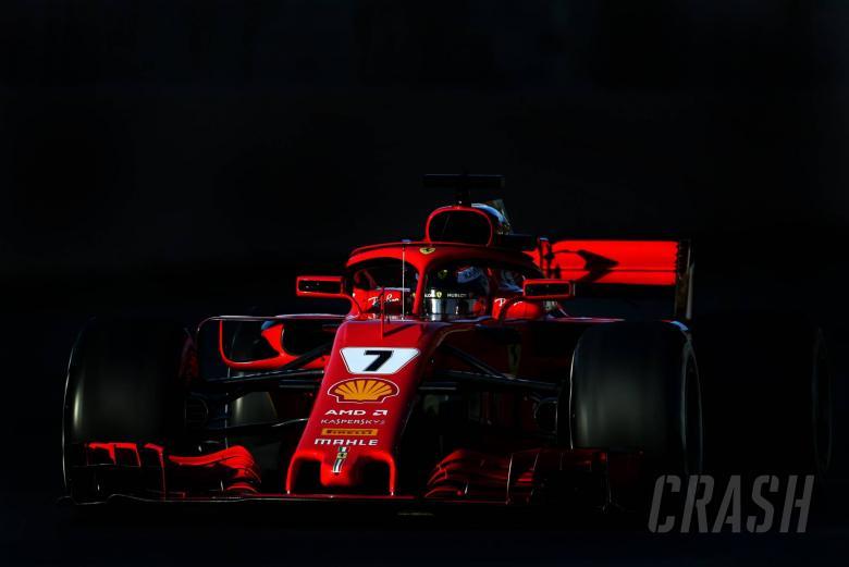 F1: Barcelona F1 Test 2 Times - Friday 12pm