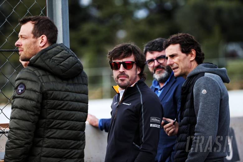 F1: Boullier: Alonso in a 'different mindset' for 2018