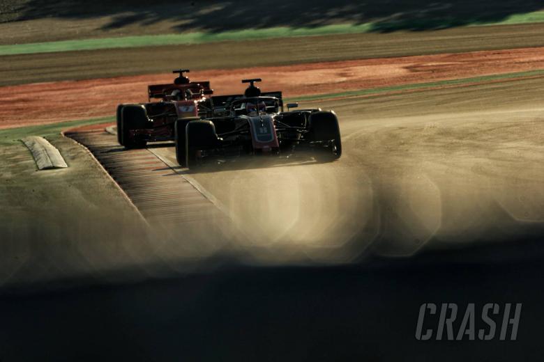 F1: Barcelona F1 Test 2 Times - Friday 3pm