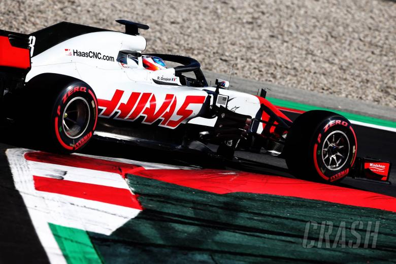 F1: Haas braced for 'crowded' F1 midfield fight