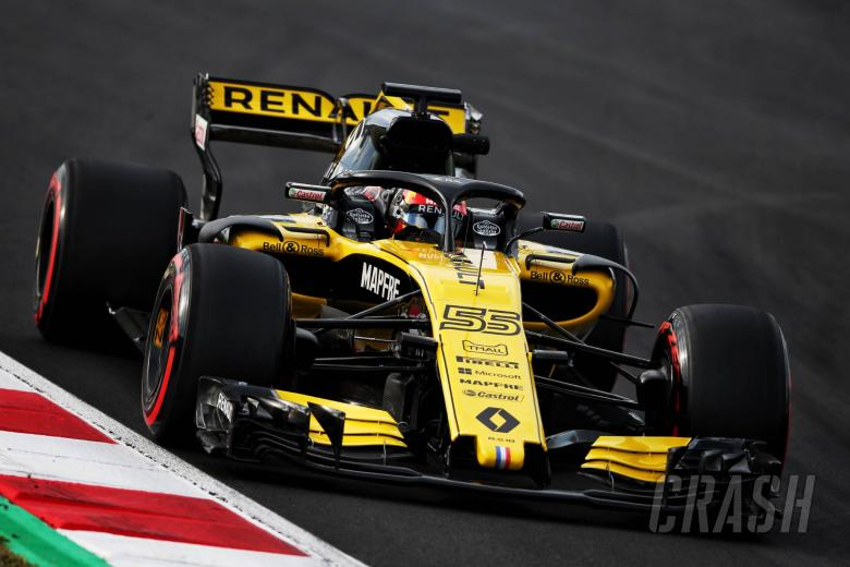 "F1: Renault aiming to be ""comfortably"" P4 in F1 2018"