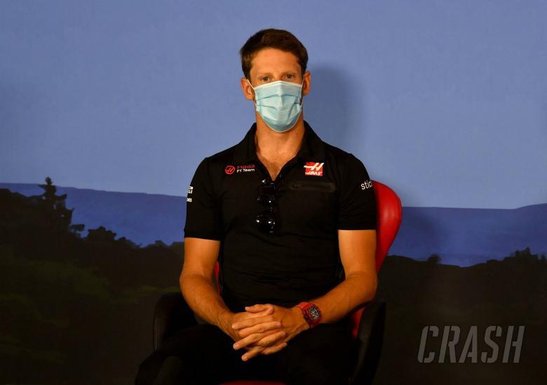 Romain Grosjean berpeluang 'bertekuk lutut' di GP Austria