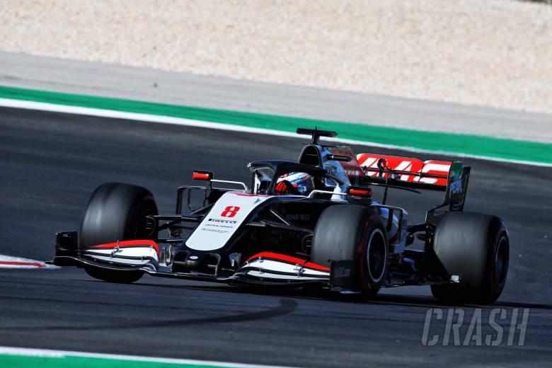 Romain Grosjean (FRA) Haas F1 Team VF-20.