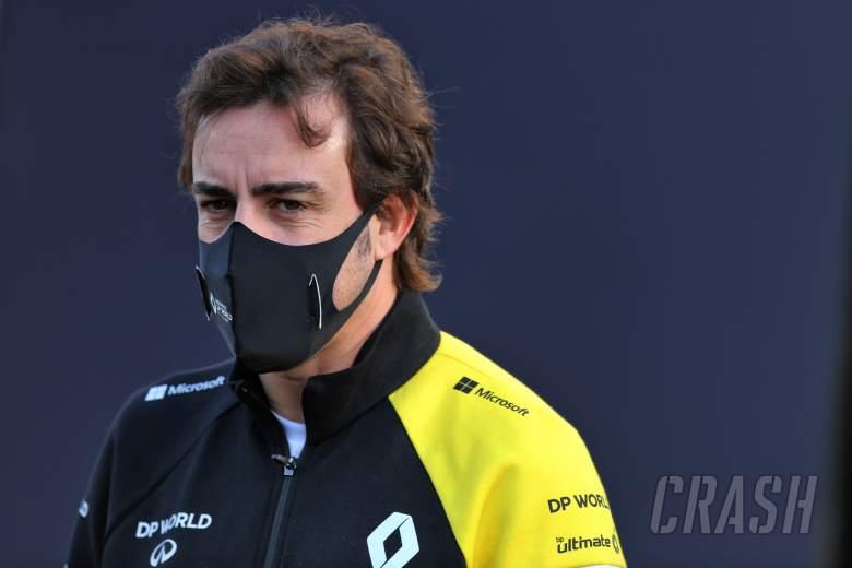 Fernando Alonso (ESP) Renault F1 Team.