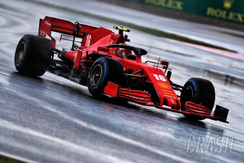 Charles Leclerc (MON) Ferrari SF1000.