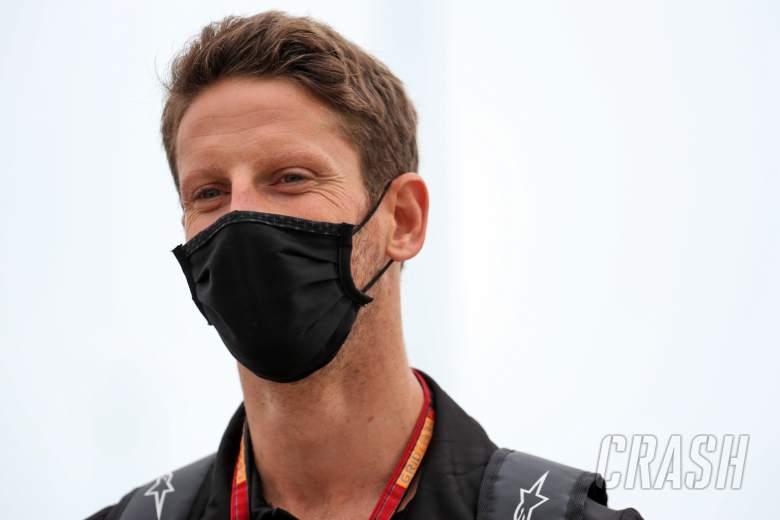 Romain Grosjean (FRA) Haas F1 Team.