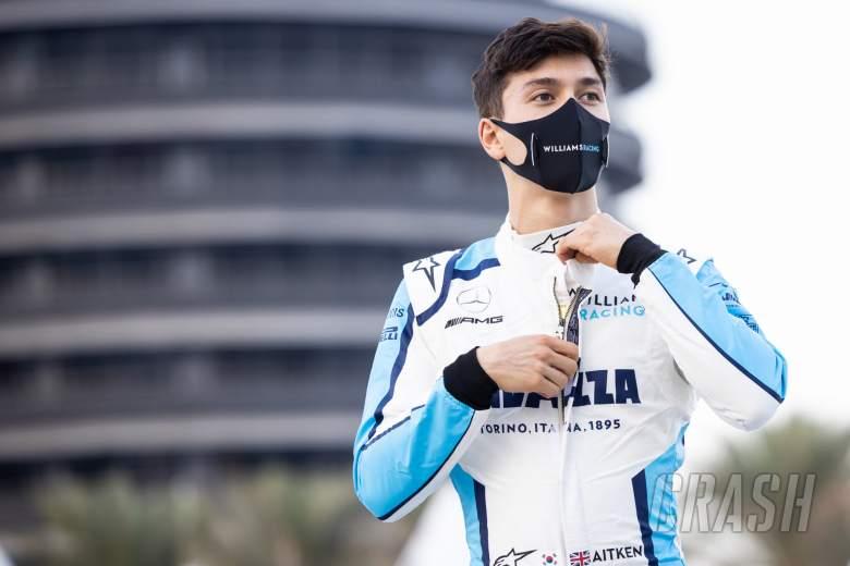 Jack Aitken (GBR) / (KOR) Williams Racing.