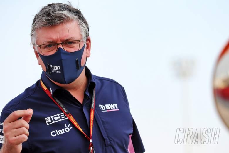 Otmar Szafnauer (USA) Racing Point F1 Team Principal and CEO.