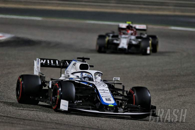 Jack Aitken (GBR) / (KOR) Williams Racing FW43.