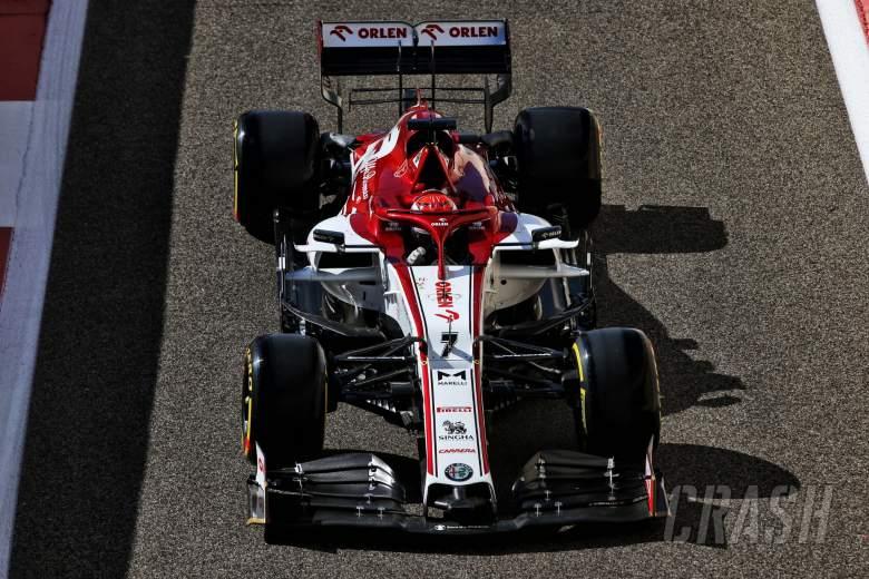 Kimi Raikkonen (FIN) Alfa Romeo Racing C39.