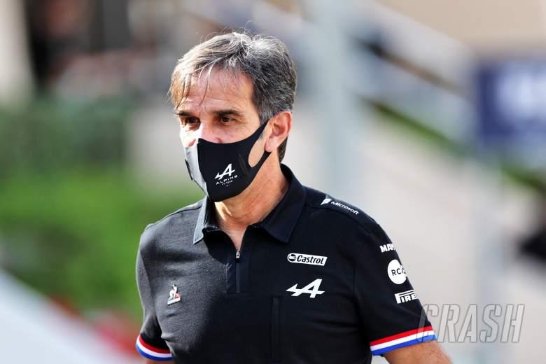 Davide Brivio (ITA) Alpine F1 Team Racing Director.
