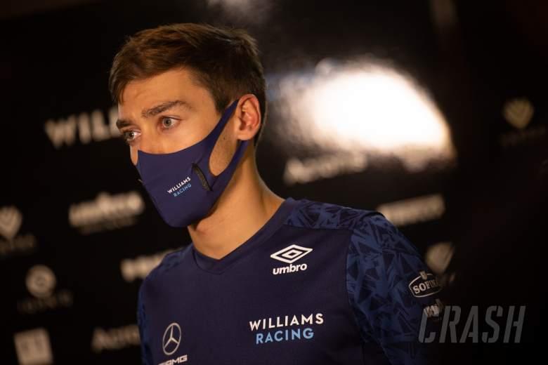 George Russell (GBR) Williams Racing.