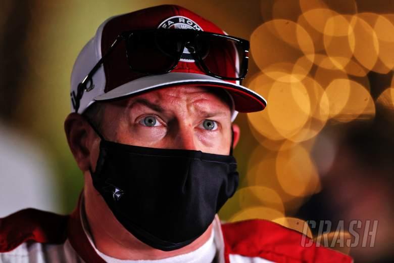Kimi Raikkonen (FIN) Alfa Romeo Racing.