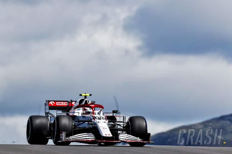 卡勒姆·伊洛特(GBR)阿尔法·罗密欧赛车C41后备车手。
