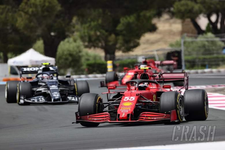 Carlos Sainz Jr (ESP), Scuderia Ferrari
