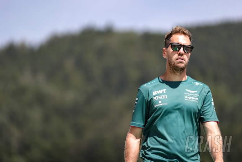 Sebastian Vettel (GER), Aston Martin F1 Team