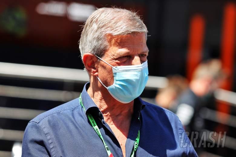 Fritz Enzinger (GER) Head of Porsche Motorsport & Head of Volkswagen Group Motorsport.