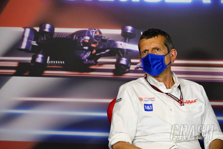 Guenther Steiner (ITA) Haas F1 Team Prinicipal in the FIA Press Conference.