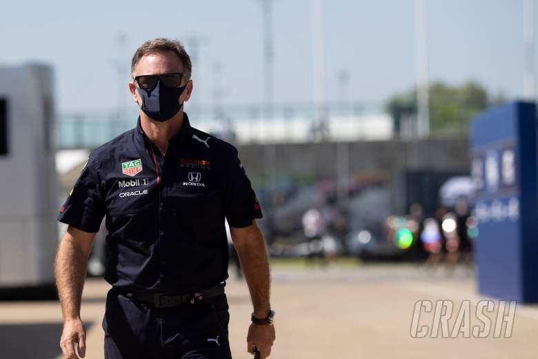 Prinsip Tim Balap Red Bull Christian Horner (GBR).