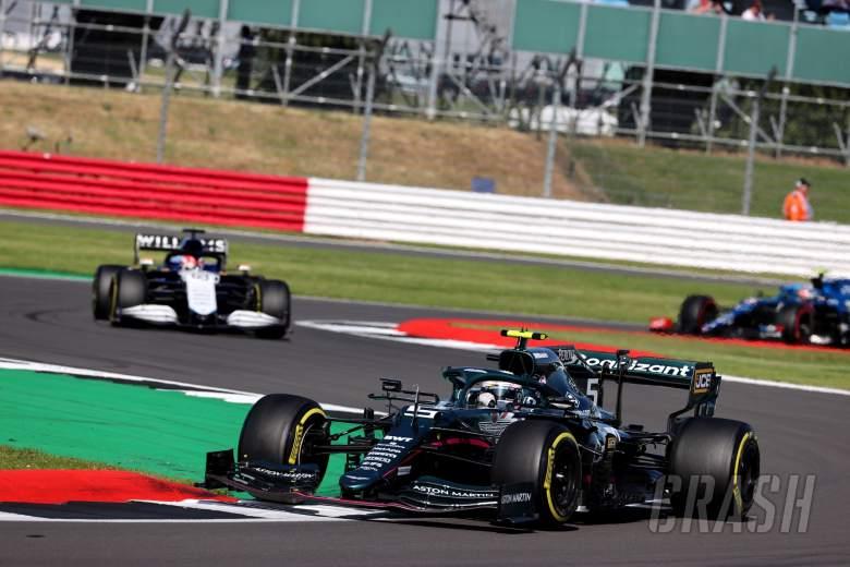 Sebastian Vettel (GER) Aston Martin F1 Team AMR21.