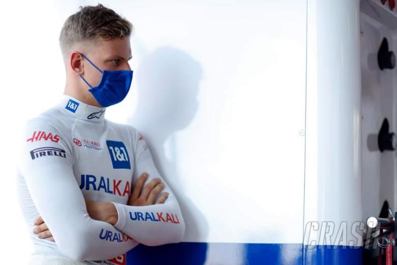 Mick Schumacher (GER) Haas F1 Team.